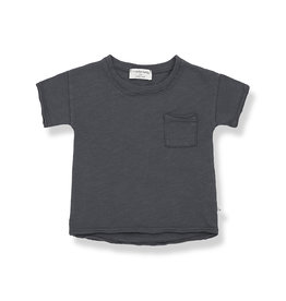 1+ in the family  T-Shirt 'NANI' anthracite
