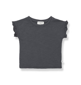1+ in the family  T-Shirt 'MIREIA' anthracite