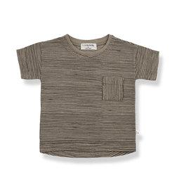 1+ in the family  T-Shirt 'BERNAT' khaki