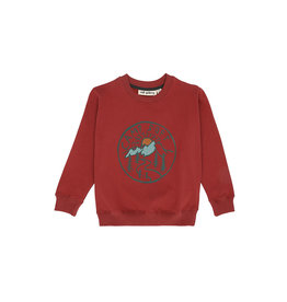 Soft Gallery Sweatshirt 'Baptiste' Camp Soft Red Ochre