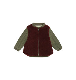 Soft Gallery Thermo Jacke 'Gillia' Brown