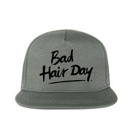 VANPAULINE Cap 'Bad Hairday' Green