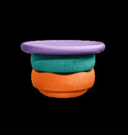 STAPELSTEIN COLORS Balance Board Set 'secondary'