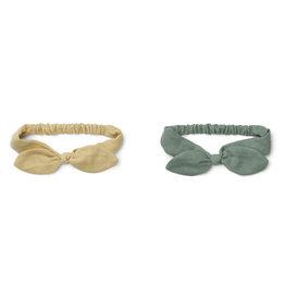 LIEWOOD Haarbänder 'Henny' Wheat yellow mix