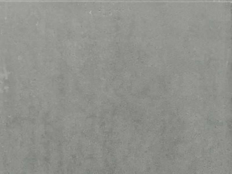 Betonplatte 60x60x4 Grau mit Fase
