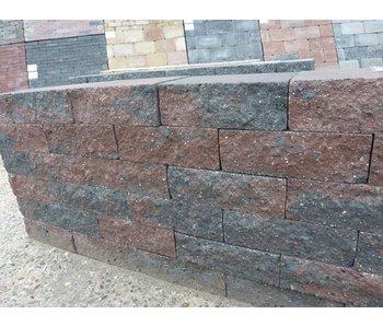 Mauerstein alt-holländisch 2seitig gebrochen 30x20x10