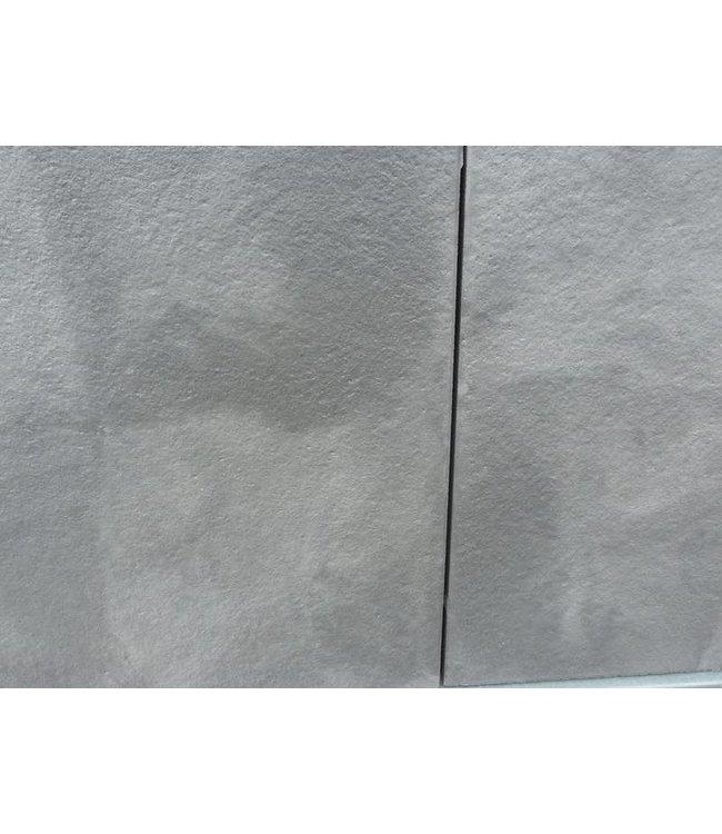 Z-Stone Anthrazit-Silber 60x60x4 cm