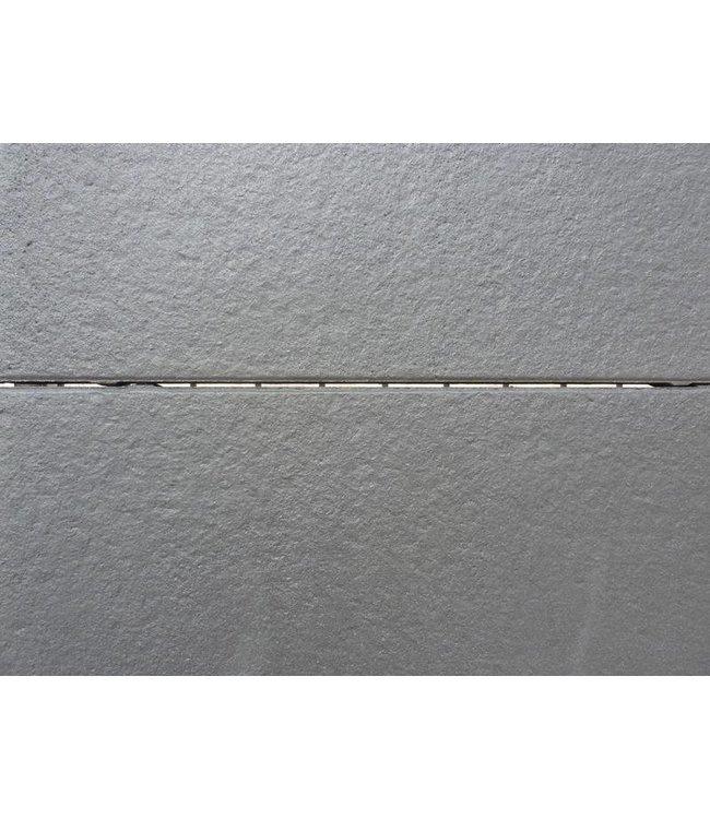 Z-Stone Anthrazit 60x60x4 cm