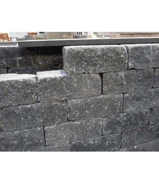 Wallblock Tumbled Zeeuws Bunt 30x12x12