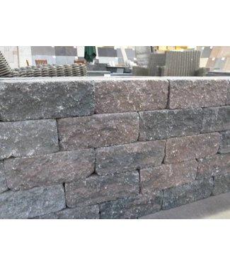 Wallblock Tumbled Bronze 30x12x12