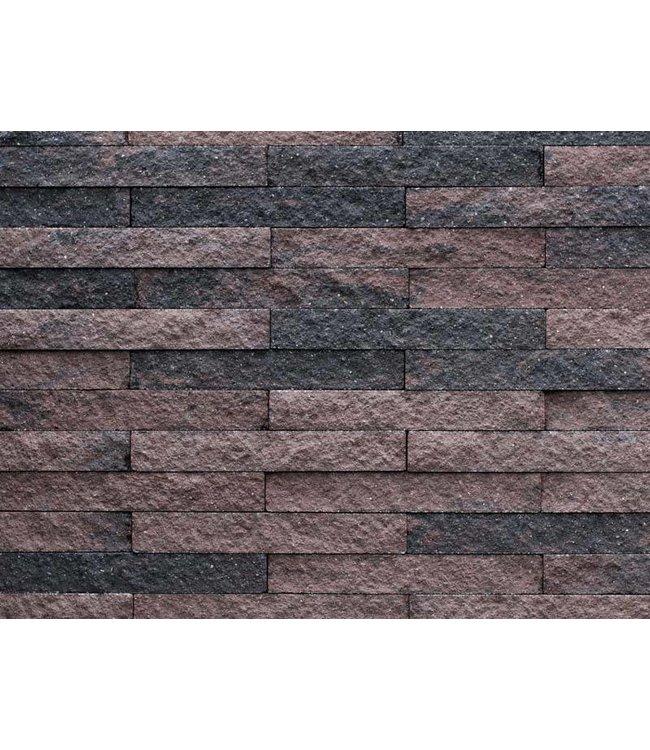 Wallblock Splitt Bronze 40x15x6