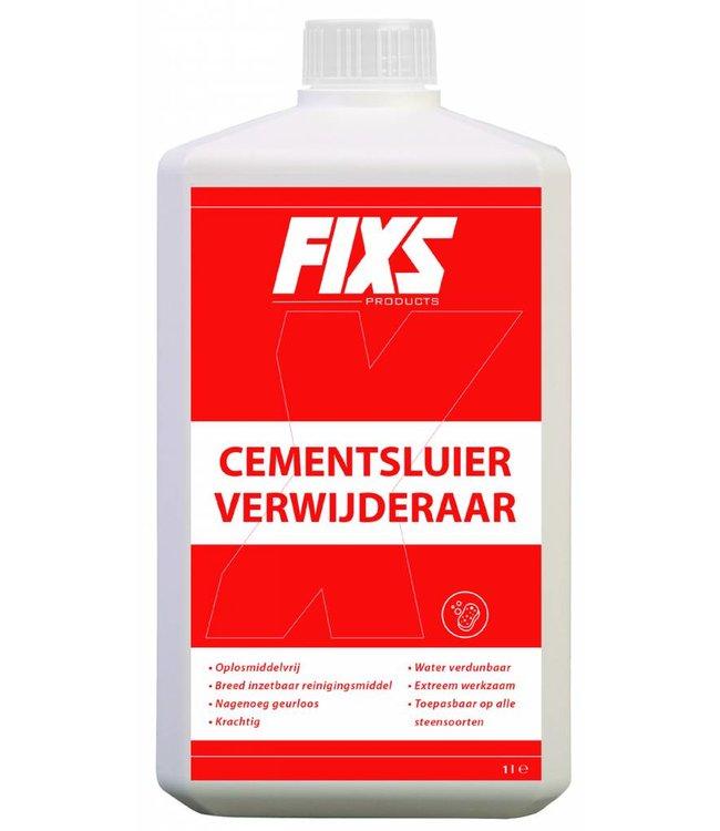Fixs Zementschleierentferner 1ltr. Flasche