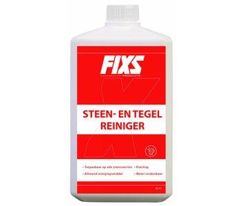 Fixs Stein & Plattenreiniger 1ltr. Flasche