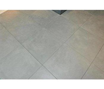 Kera Twice 60x60x4 Cerabeton Grey