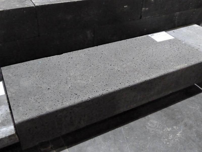 Schellevis Blockstufen Anthrazit