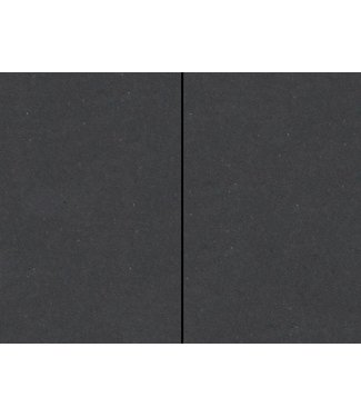 Estetico Pit Black 60x30x4 Flach