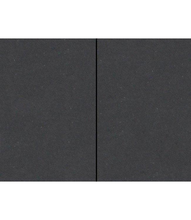 Estetico Pit Black Flach 60x30x4 cm