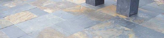 Naturstein Terrassenplatten