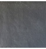 Keramische Terrassenplatte Slate Grey 60x60x3