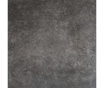 Keramische Terrassenplatte Miniera Black 60x60x3