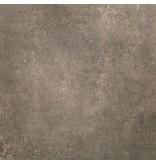 Keramische Terrassenplatte Citadella Taupe 60x60x3