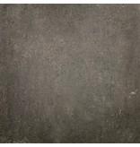 Keramische Terrassenplatte Citadella Nero 60x60x3