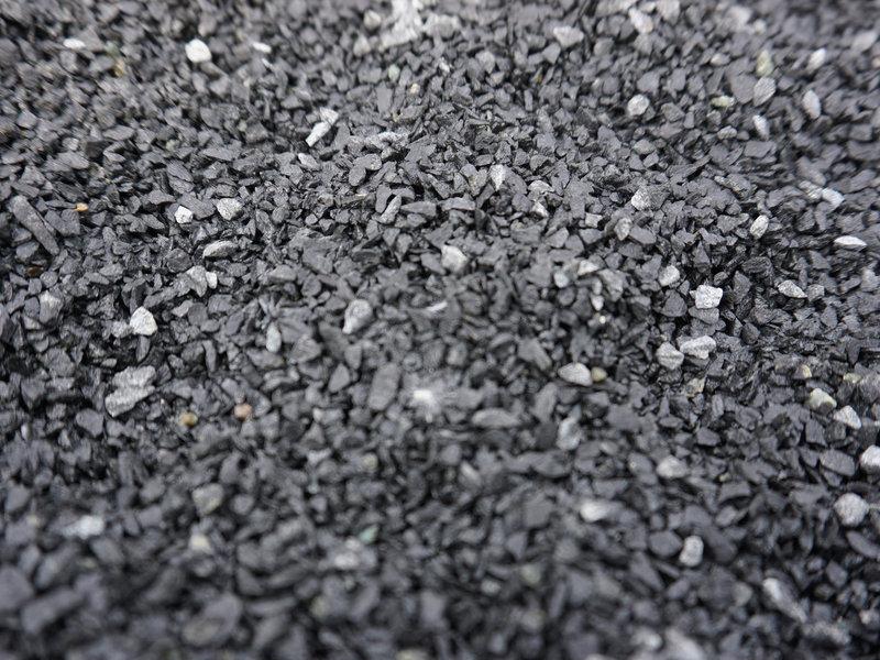 Basalt split antraciet 1-3 mm