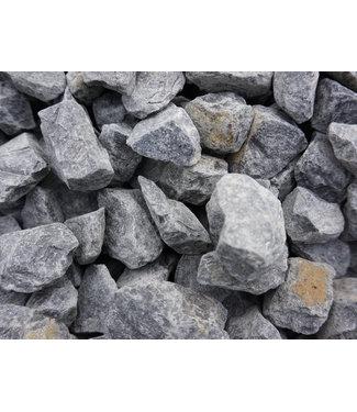 Basalt split antraciet 16-32 mm