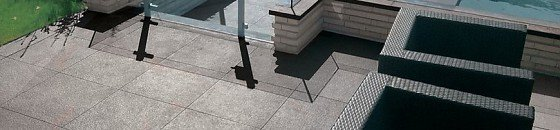 Keramische Terrassenplatten / 2CM