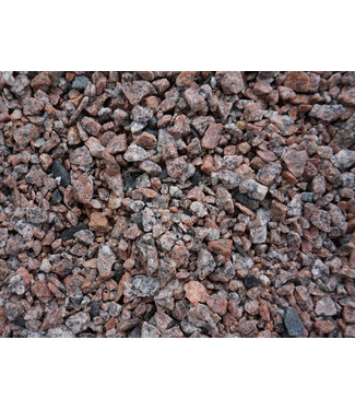 Graniet split roze 3-8 mm
