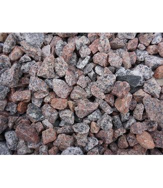 Graniet split roze 16-25 mm