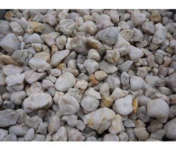 Parel witte grind 8-16 mm