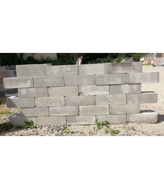 Wallblock Old Grey 30x12x10