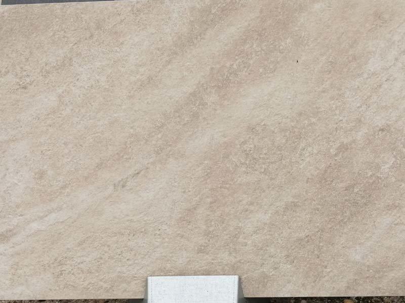 Keramische Terrassenplatte Barge Sand 60x120x2 cm