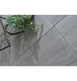 Grande Allure Marmo-Grigio beschichtet 50x25x6 cm