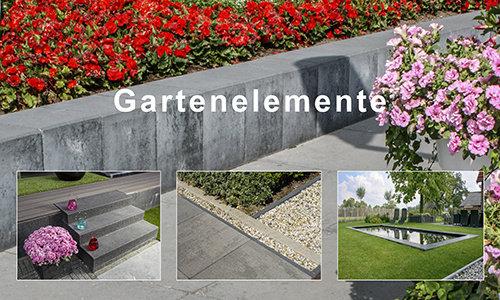 Gartenelemente