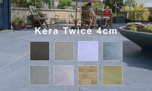 Kera Twice 4 cm