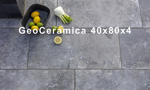 GeoCeramica 40x80x4 cm