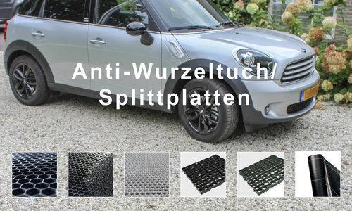 Anti-Wurzeltuch / Splittplatten