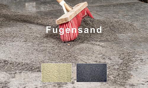 Fugensand