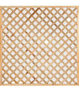 """Trellis-Zaun """"Eindhoven"""" 180x180 cm"""