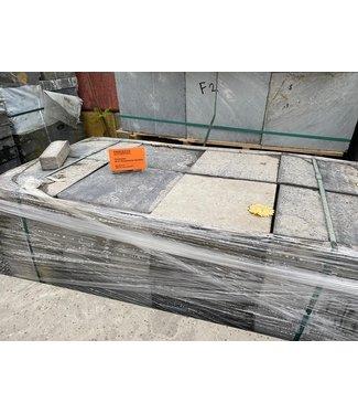20 m² Chinesischer Hartstein 30x30x2 cm