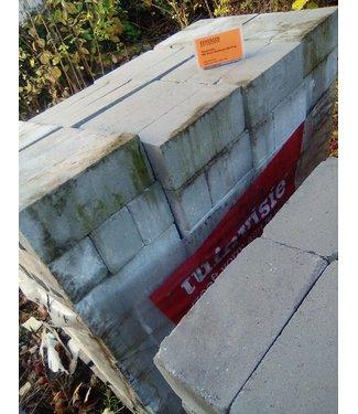 95 Wallblock Old Grey 30x15x15 cm