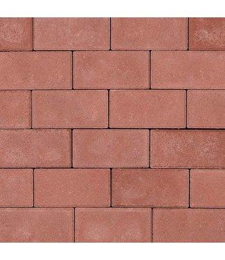 Tremico Rechteckpflaster Rot 21x10,5x8 cm