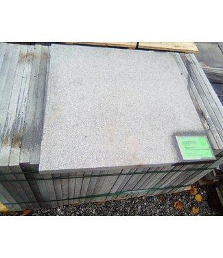 8,4 m² Granit G654 Geflammt 60x60x3 cm