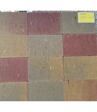 68 m² Altstadtpflaster Scharfkantig Terragelb 20x30x6 cm