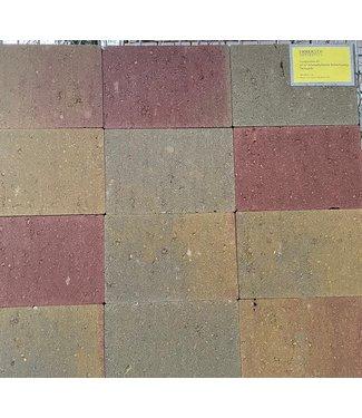 93 m² Altstadtpflaster Scharfkantig Terragelb 20x30x6 cm