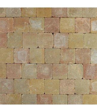 Altstadtpflaster Antik Terragelb 15x15x6 cm