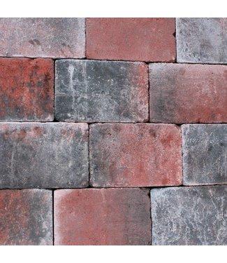 Tambour Rot-Schwarz 30x20x6 cm