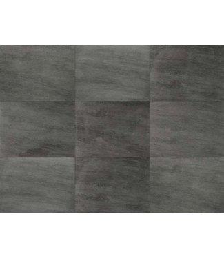 Kera Twice Moonstone Black 60x60x5 cm